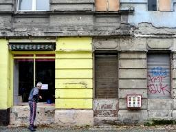 Finissage der Ausstellung Vanishing Berlin. revisited #1 – Linoleum Pannier am Freitag 29.07. ab 18:30. Lesung von Berlin Texten ab 19:00